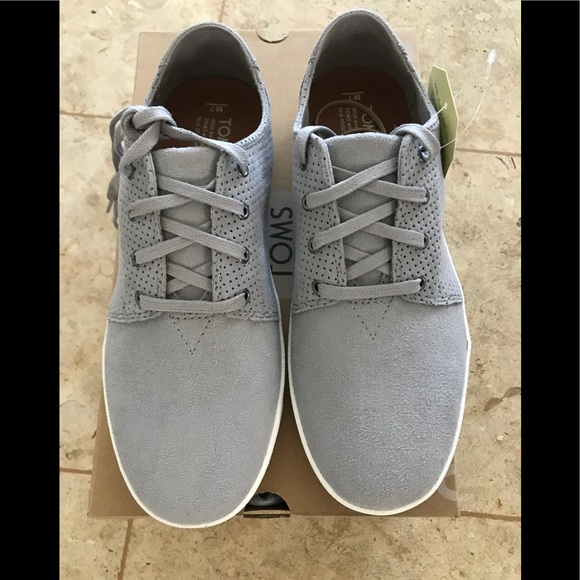Toms Shoes   Toms Payton Grey Sneakers
